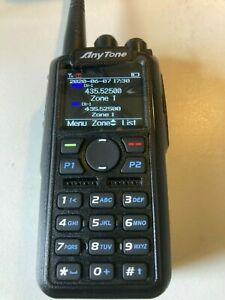 Anytone ATD878UVIIPLUS Full APRS,500000 CONTACTS