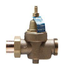 Watts  3/4  Brass  Water Pressure Reducing Valve