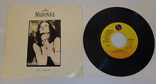 MADONNA Like a Prayer 7'' 45rpm Single Sire 7-27539-DJ (1989) US PROMO 2 MIXES