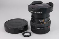 2298#GC Bronica Zenzanon PS 35mm f/3.5 Fisheye Lens For Bronica SQ Excellent