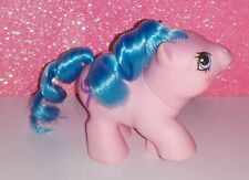 MY LITTLE PONY MON PETIT PONEY HASBRO MLP G1 1987 BABY SNIFFLES NEWBORN TWINS