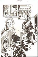 Establishment #6 p.18 - Mr Pharmacist 'Walking Dead' Artist by Charlie Adlard Comic Art