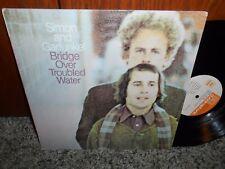 Simon & Garfunkel Bridge Over Troubled Water Sony QUAD 50PM  105 Japan Import LP