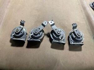 1993, 1994, 1995, 1996, Cadillac Fleetwood Horns Complete Set OEM
