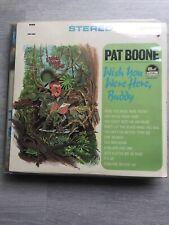 Pat Boone-Wish You Were Here Buddy vinyl album