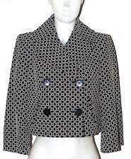 $199 Anne Klein Mercer Double breasted Blazer Jacket Mercer Cropped new nwt 6