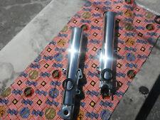 HARLEY polished LOWER FORK SLIDERS LEGS 4 FLHTCUTG Trike NO  Exchange 83819-09