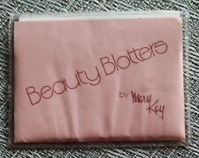Vintage 80s Mary Kay Beauty Blotters Oil Absorbing Tissues 75 Count NOS