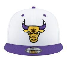 New Era Chicago Bulls Icon Snapback Cap to Match the Air Jordan 13 Lakers
