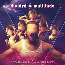Divided Multitude : Faceless Aggressor CD (2019) ***NEW*** Fast and FREE P & P