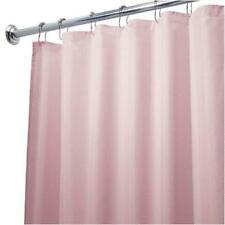 InterDesign Waterproof Polyester Shower Curtain/Liner