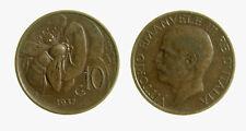 pcc2137_20) Vittorio Emanuele III (1900-1943) 10 cent Ape 1937