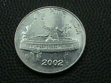 INDIA  50 Paise  2002 C  UNC , COMBINED SHIPPING