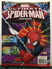 Marvel Ultimate Spider-Man Magazine Combat Card #11 Sep/Oct 2016 FREE SHIPPING J