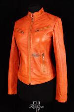 Cappotti e giacche da donna taglia 46 arancione
