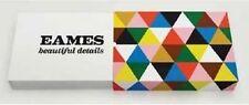NEW Eames: Beautiful Details by Eames Demetrios