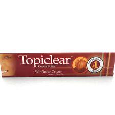 Topiclear Skin Fading Lightening Bleaching Cocoa Butter Cream Crema Blanqueadora