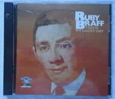 This Is My Lucky Day by Ruby Braff (CD, Bluebird RCA (USA))