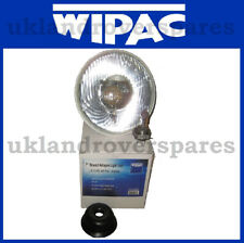 MINI CLASSIC LHD 7 INCH ROUND HEADLIGHT HALOGEN WITH H4 BULB