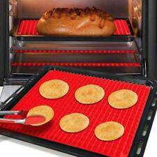Pyramid Pan Silicone baking Tray Cooking Mat Non Stick Fat Oven New Reducing