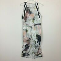 Cooper St Womens Multicoloured Sleeveless Lined Dress with Back Zipper Size 10
