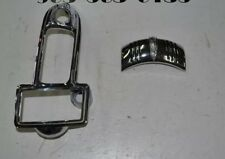 1941 Buick and Others: Headlight and Right Tail Light Bezel Trim  *NOS*