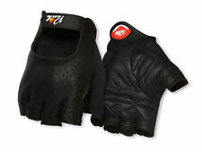 Unisex Adults Leather Cycling Gloves
