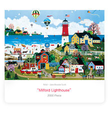 2000Piece Mini Jigsaw Puzzle Milford Lighthouse Hobby Gift Home Decoration DIY