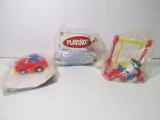 Wendy's Set Of 3 Playskool Speed Bumpers Raggedy Ann Kids Meal Toy t5338