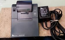 Verifone, Zon Jr. Xl. Credit Card Machine w/Ac Adapter, good condition.