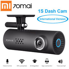 Xiaomi 70mai 1S 1080P Dash Cam Smart WiFi Car DVR Recorder App Voice Control New