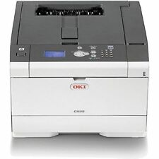 OKI C532DN (A4) Workgroup Colour Printer (Duplex, Networked) 1GB RAM 3GB eMMC 12