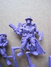 Best at hand! Kavkaz Caukasian Warrior toy soldier Technolog 54 mm soft plastic