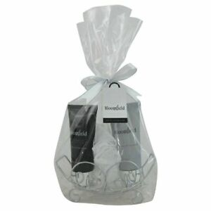 Bloomfield Bath&Body Gift Set Frosted Cotton Bloom Bath Cream Body Lotion UK