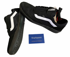 Vans (Ave Pro) Suede Black Skate Shoes Men's Size 13 New NIB Discontinued ⭐️