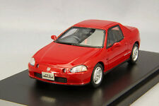 1/43 Hi-Story Honda CR - X Dersol SiR (1992) Milano Red HS175RE