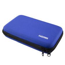 caseroxx GPS-Tasche für BLAUPUNKT Travelpilot 63+ CE LMU in blau aus Kunstfaser