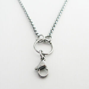 Wholesale 20pcs 70cm/27.6'' Stainless Steel Silver Necklace Chains For Pendants