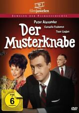 Der Musterknabe (1963) - Peter Alexander, Conny Froboess - Filmjuwelen [DVD]