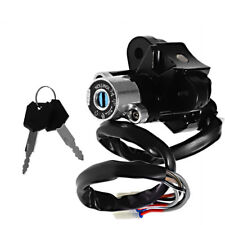 Suzuki GSXR 600 GSXR 750 GSXR-600 GSXR-750  Ignition Switch w/ Key  2004-2006