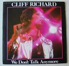 CLIFF RICHARD (SP 45T) WE DON'T TALK ANYMORE