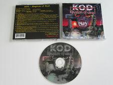 K.O.D. Kingdom of Dead CD 1993 RARE OOP DEATH/THRASH ORIGINAL 1st PRESSING!!!