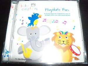 Baby Einstein Playdate Fun CD – Like New