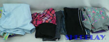 Lot 9 Toddler Little Girl Clothes Size 4 4T Mixed Lot Tops Bottoms Outfits