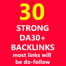 Backlinks HIGH DA30+ Authority Links Do Follow Get Seo Best PA Pr Google Website