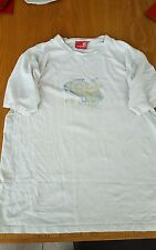 Animal t shirt vintage vw beach buggy print size xl in cream