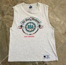 Vintage 1996 San Antonio All Star Game Champion Basketball Tshirt, Size XL