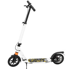 Scooter For Adult&Teens,3 Height Adjustable Easy Folding Double Shock Absorber W