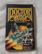 Doctor Who - and the Day of the Daleks - Terrance Dicks - Pinnacle - 1989 - p/b