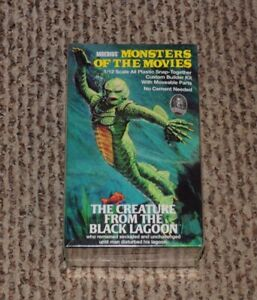 New Factory Sealed Moebius Creature From The Black Lagoon Model Kit